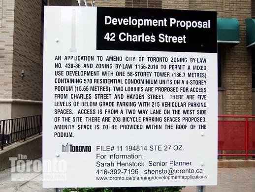 42 Charles Street East Casa 2 Condominiums