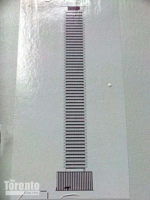 Casa 2 condominium tower illustration