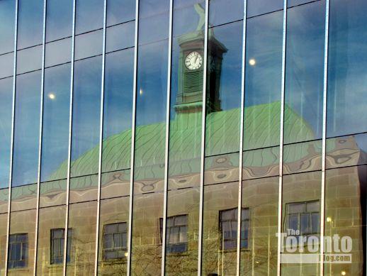 Ryerson School of Image Arts facade