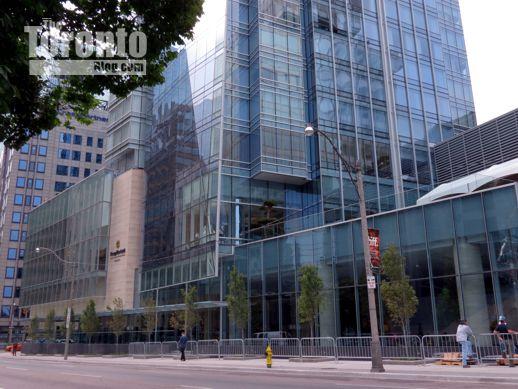 Living Shangri-La Toronto September 7 2012