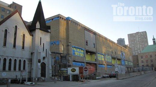 Original Ryerson School of Image Arts building