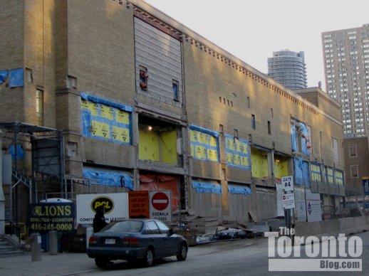 Ryerson School of Image Arts original building