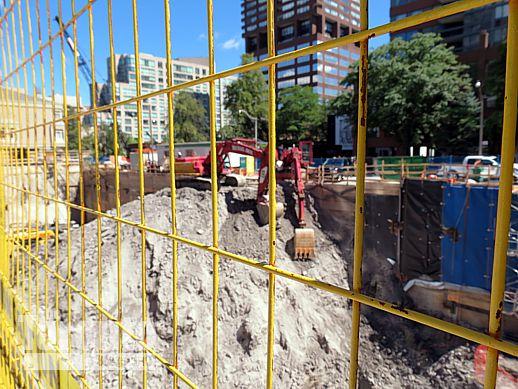 The Yorkville Condominiums August 6 2012