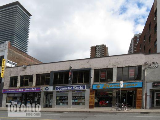 619-623 Yonge Street