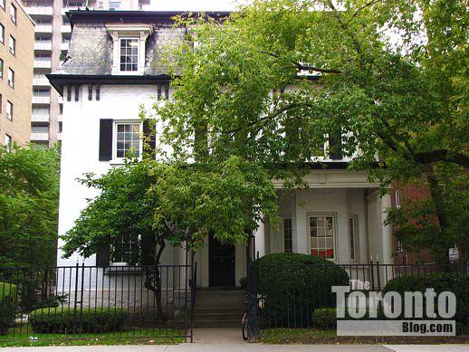 Odette House 81 Wellesley Street East