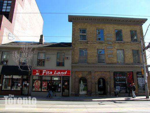 255 King Street East