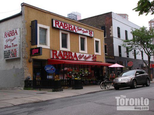 Rabba store 9 Isabella Street