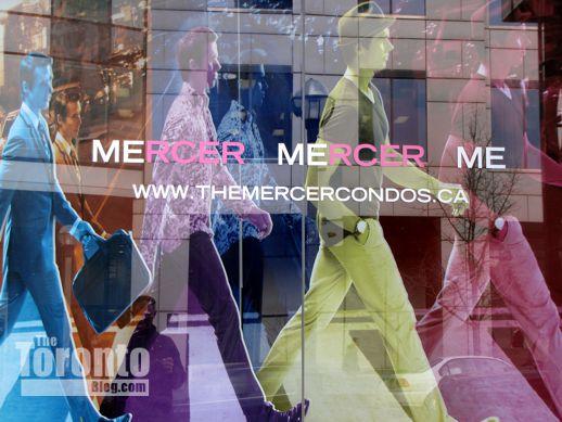The Merce condo sales centre