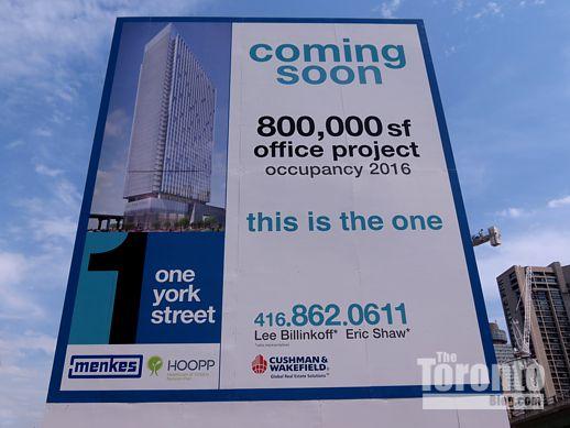 1 York Street office building