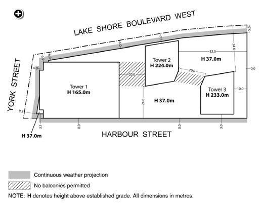 1 York & 90 Harbour Street