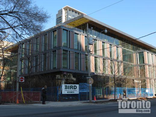 ETFO office buildiing