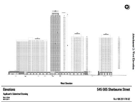 545-565 Sherbourne Street