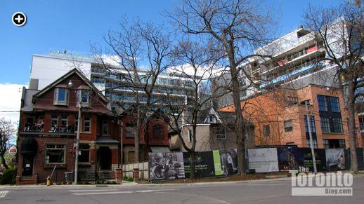Downtown Condos location