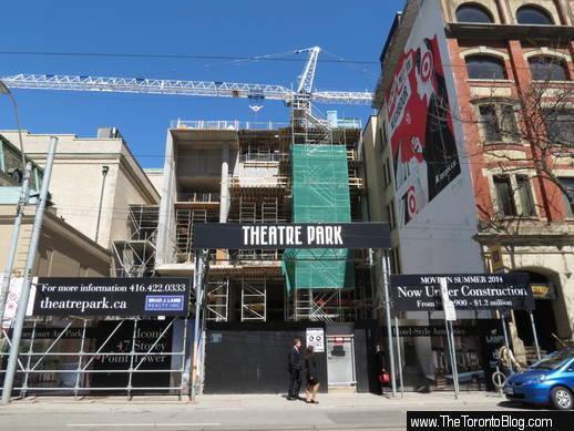 Theatre Park condo