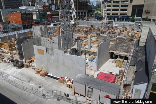 1 Bloor condo construction July 13 2013