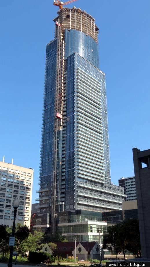 Aura condo tower Toronto