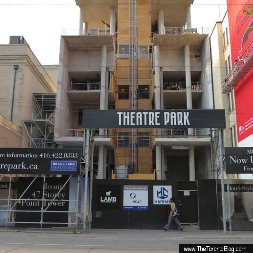 Theatre Park condos Toronto
