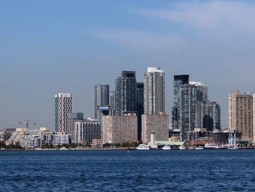 CityPlace condominium construction