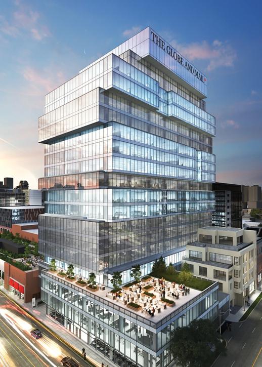 Globe & Mail Centre Toronto