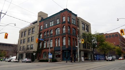 359=-361 King Street East Toronto