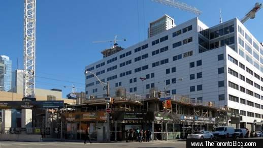 Tableau Condos construction progress