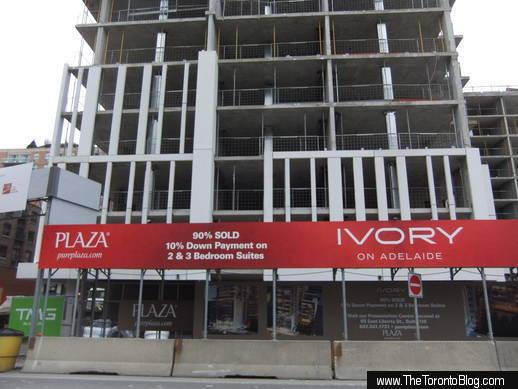 Ivory on Adelaide Condos