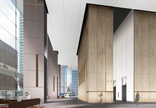 1 York Street office tower