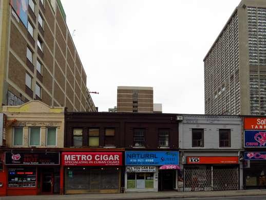 710 to 718 Yonge Street Toronto